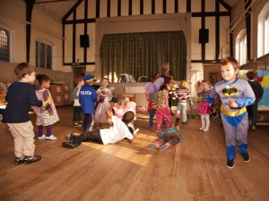 Children's Party in the Church Hall