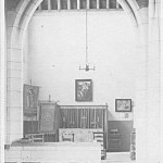 THE LADY CHAPEL - FIRST FURNISHING