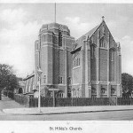 ST. HILDA'S AS COMPLETED IN 1908