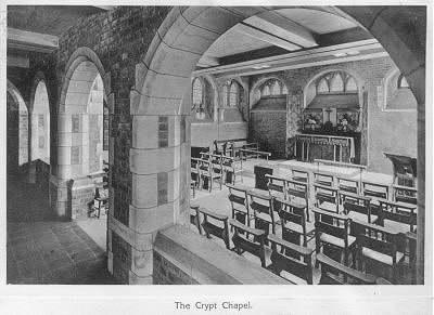 History 1900 1919 Saint Hilda S Crofton Park Se4