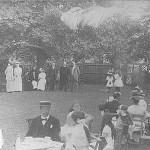 THE GARDEN FETE 1911